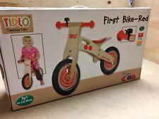 John Crane - First Bike - Red