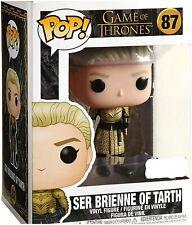 Funko POP! Game of Thrones - Ser Brienne of Tarth #87 Exclusive