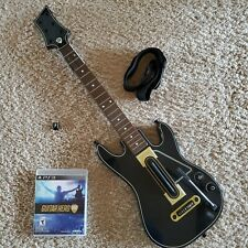 Guitar Hero Live Bundle (Sony PlayStation 3 PS3 Wireless Guitar Dongle & Game