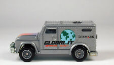Hot Wheels Lexmark Armored Car Limited Edition  No Package