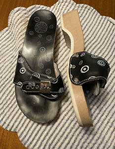 10 corso como x dr. scholl's classic sandal 38/39