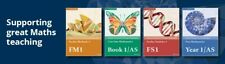 Edexcel AS/A level All Maths And Further Maths Books PDF. All 14 Books