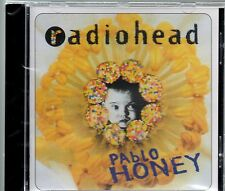 RADIOHEAD CD PABLO HONEY nuovo SIGILLATO sealed MADE IN ITALY 2008 Mondadori ED.