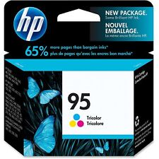 GENUINE NEW HP 95 C8766WN Color Ink Cartridge