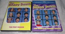 THE BRADY BUNCH The Complete FIRST and second season DVD Brand New