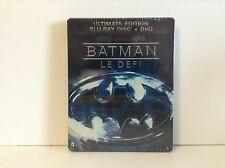 Batman  returns - Combo Blu-Ray + DVD - Steelbook - DC COMICS collection *NEW*