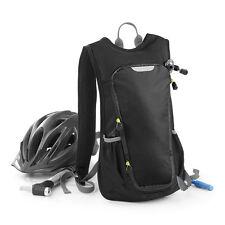 Quadra SLX Hydration Pack Cycling Backpack Bag Water Storage (QX510)
