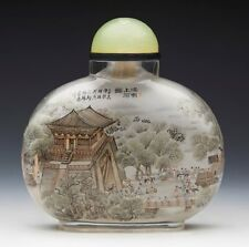 More details for chinese glass snuff bottle