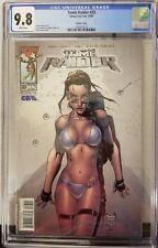 Tomb Raider 33 Variant CGC 9.8 tony daniel cover rare 2003 bikini cover movie