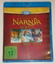 Dir Chroniken von Narnia Die Trilogie  Blu Ray