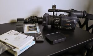Panasonic AG-HVX200P P2 Mini DV Camcorder with Leica Lens