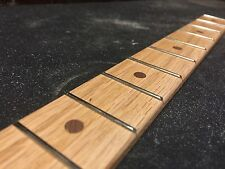 """Oak Fretboard 1 1/2"""" Wide"""