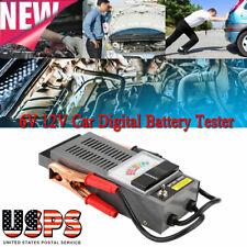 Car Digital Battery Tester Analyzer Load Volt Charging System Test 6/12V 1000CCA