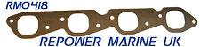 GUARNIZIONE SCARICO PER 7.4L & 8.1L GRANDE BLOCCO V8, mercruiser, Volvo Penta ,