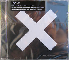 THE XX CD XX album Mercury Winner NEW with STICKER Vcr Islands