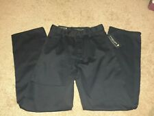 U.S. Polo Assn. Boys School Uniform Pants. Navy Blue Size 14 New