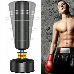 Free Standing Boxing Punch Bag Dummy Torso MMA Martial Arts Strike Kick Training