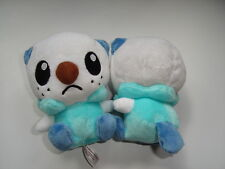 1 X Pokemon Go Black and White Oshawott Oshawot Plush Cuddly Toy Bnwot