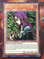 Yu-Gi-Oh! - Witch of the Black Forest - BLLR-EN046 - Ultra Rare 1st Ed - M/NM X1