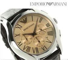 Emporio Armani Stainless Steel Case 30 m (3 ATM) Watches