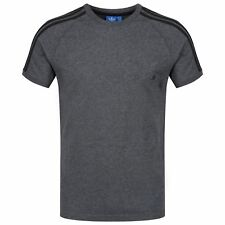 adidas Originals California Tee T Shirt Short Sleeve Mens Womens Grey Fashion Extra Large