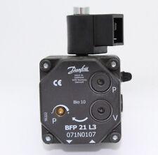 Danfoss Ölpumpe BFP 21 L 3 071N0107 Pumpe Brenner 071 N 0107 ersetzt BFP 31