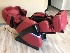 Refurbished Red Osaki Pro Cyber Zero Gravity Massage Chair Recliner + Warranty