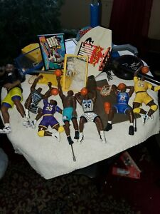 Shaquille o'neal action figure