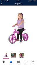 Yvolution Y Velo 12 inch balance bike-pink
