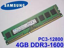 DDR3 SDRAM de ordenador Samsung con memoria interna de 4GB