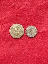 More details for metal detecting find a gold guinea token and half gold guinea token