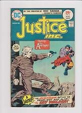 DC Comics! Justice Inc.! Issue 2!