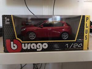 Alfa Romeo Giulietta 1/24 Bburago