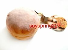 Real Like Scented Sugar powder Squishy Bread Bun  soft bag pendant dust plug NEW