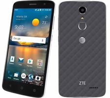 New ZTE Blade Spark AT&T Unlocked 16GB Android 7.1 4G 5.5' HD 13MP Fingerprint