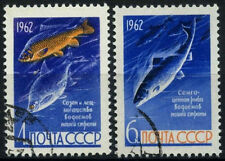 Russia 1962 SG#2789-30 Fish Preservation Campaign Cto Used Set #D38614