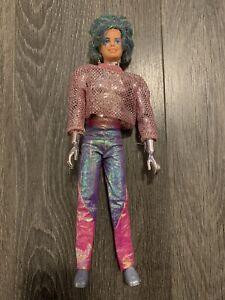 Vintage Tom Comet Spectra Doll Barbie Space Robot Ken Mattel 1975 Complete
