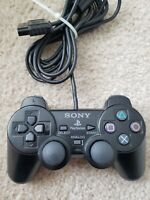 Playstation 2 PS2 Official OEM Sony Dualshock 2 Controller FOR PARTS BROKEN