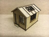 1/32 Scale First Aid Hut Slot Car Building, Scalextric Or Magnetic Racing