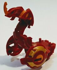 Bakugan Fangoid Red Pyrus Rare Japanese Release MG Stamp 520g
