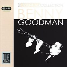 The Essential Collection by Benny Goodman (CD, Aug-2006, 2 Discs, West End Reco…