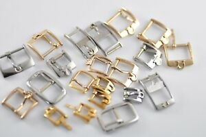 omega buckle 16mm 13mm 10mm 8mm 6mm inner size -variations -choose from list NOS