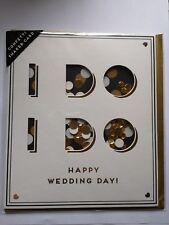 I Do I Do Confetti Shaker wedding card