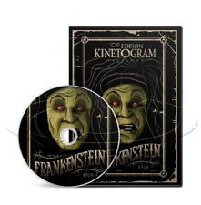 Frankenstein (1910) Short, Fantasy, Horror Film / Movie on DVD