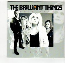 (FQ149A) The Brilliant Things, Pointless - 2012 DJ CD