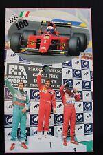 Swift Model (Protar) Ferrari F1/90 641 1:24 kit