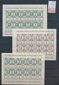 XC66003 Netherlands 1967 stamp expo sheets XXL MNH cv 82,5 EUR