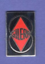GILERA MOTORCYCLE HAT PIN LAPEL PIN TIE TAC ENAMEL BADGE #2062