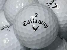 36 Callaway Diablo Tour/ HX Diablo Tour AAAAA Mint Used Golf Balls Free Tees