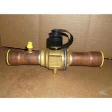 """EMERSON/ALCO BVS138/S500025788 AIR CONDITIONG BALL VALVE WITH ACCESS,1-3/8""""ODF"""